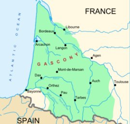 Welcome to 1st for Gascony